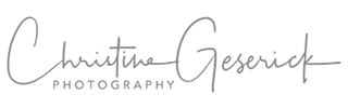 Christine Geserick Hochzeitsfotografie logo
